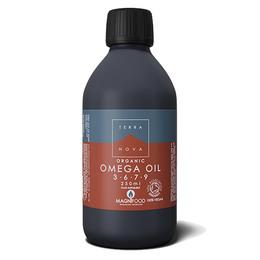 Terra Omega 3-6-7-9 blanding 250 ml