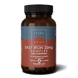Terra Easy iron 20 mg  50 kaps.