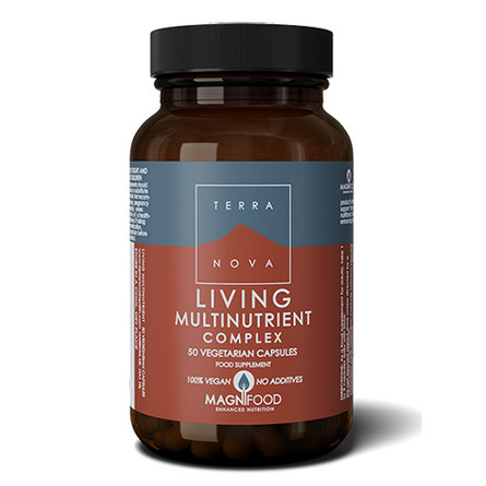 Terra Living multinutrient  50 kaps.