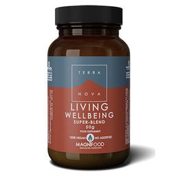 Terra Living wellbeing super-blend