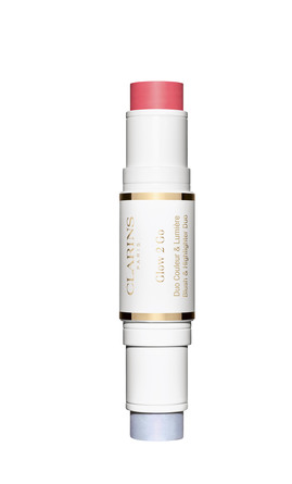 Clarins Stick Blush & Highlighter 01 Holographic