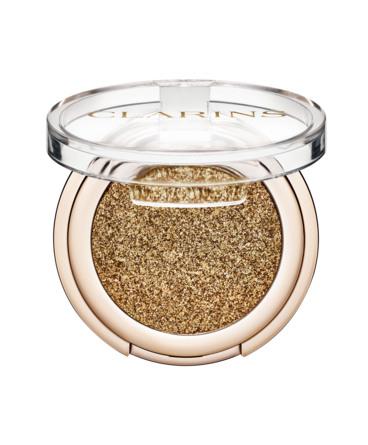 Clarins Ombre Sparkle Eyeshadow 101 Gold Diamond