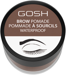 Gosh Copenhagen Brow Pomade 001 Brown