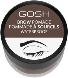 Gosh Copenhagen Brow Pomade 003 Dark Brown