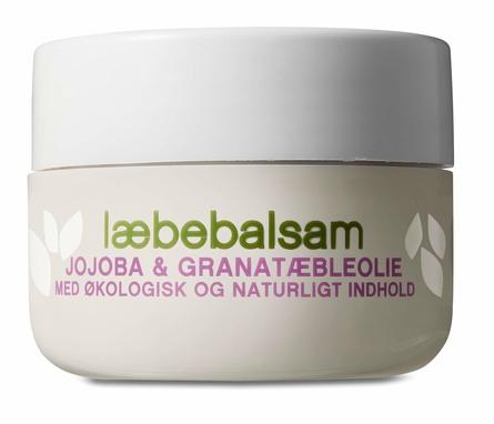 Matas Natur Jojoba & Granatæbleolie Læbebalsam 15 ml