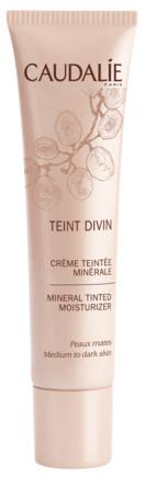 Caudalie Teint Divin Mineral Tinted Moisturizer Medium to Dark