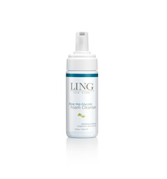 Ling New York Rose Hip Glycolic Foam Cleanser 120 ml