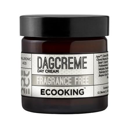 Ecooking Dagcreme Parfumefri 50 ml