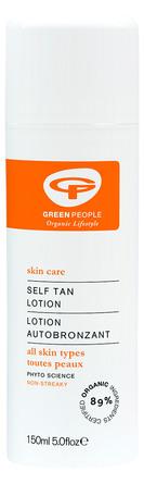 Green People Self Tan Lotion 150 ml