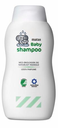 Matas Striber Baby Shampoo 250 ml