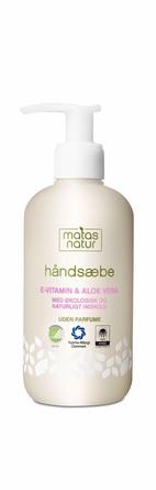 Matas Natur Aloe Vera & E-vitamin Håndsæbe 250 ml