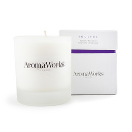 Aroma Works Soulful Candle 9 x 8 cm