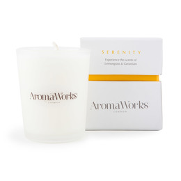 Aroma Works Serenity Candle 7 x 5,5 cm