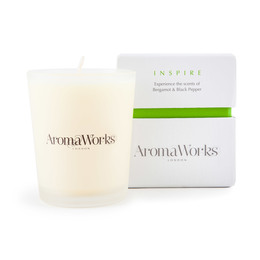 Aroma Works Inspire Candle 7 x 5,5 cm