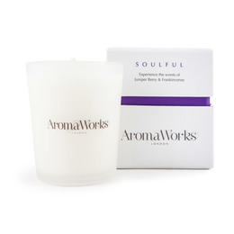 Aroma Works Soulful Candle 7 x 5,5 cm