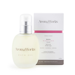 Aroma Works Nurture Bath Oil 100 ml