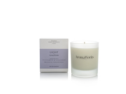 Aroma Works Duftlys Petitgrain & Lavender