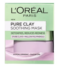 L'Oréal Paris Pure Clay Soothing Mask 50 ml