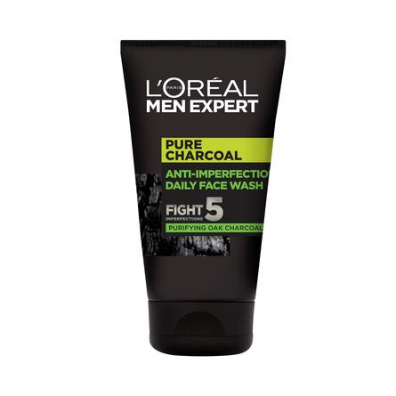 L'Oréal Paris Men Expert Pure Charcoal Cleanser 100 ml