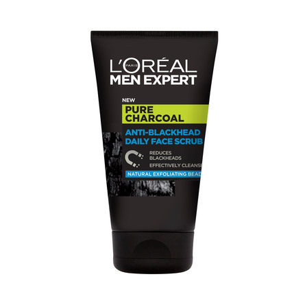 L'Oréal Paris Men Expert Pure Charcoal Ansigtscrub 100 ml