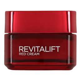 L'Oréal Paris Revitalift Energising Red Cream