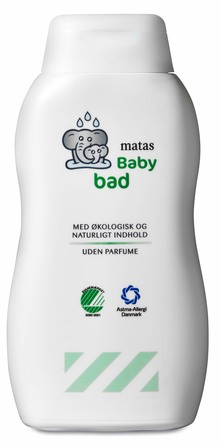 Matas Striber Baby Bad 250 ml