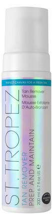 St. Tropez Tan Remover Mousse 200 ml