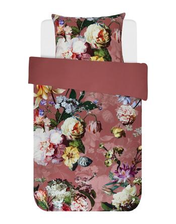 Essenza Fleur Sengesæt Dusty Rose 140 x 200 cm