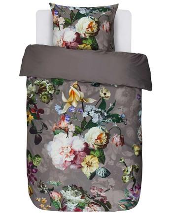 Essenza Fleur Sengetøj Taupe 140 x 200 cm