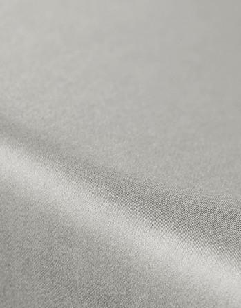Essenza Satinlagen Lysegrå 30 x 180 x 200 cm