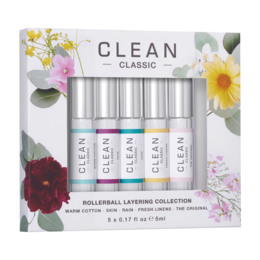 Clean Rollerball Set 5 x 5 ml