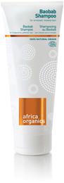 Africa Organics Baobab Shampoo til Tørt Hår 210 ml
