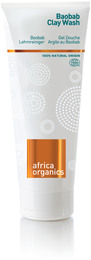 Africa Organics Baobab Clay Wash 210 ml