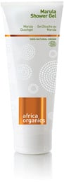 Africa Organics Marula Shower Gel 210 ml