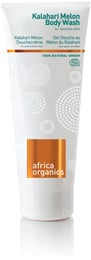 Africa Organics Kalahari Melon Body Wash 210 ml
