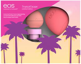 EOS Tropical Coral Beauty Set