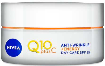 Nivea Q10 Plus Anti-Wrinkle + Energy Day Cream 50 ml
