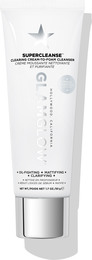 GlamGlow Supercleanse Clearing Cream-to-Foam Cleanser 50 ml