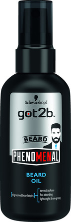 Schwarzkopf Got2b Beard Oil 75 ml