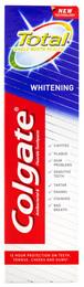 Colgate Tandpasta Total Whitening 75 ml