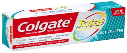 Colgate Tandpasta Total Active Fresh 75 ml