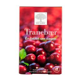 New Nordic Tranebærpillen 30 tabl.