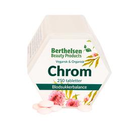 Berthelsen Chrom Complex 62,5 mcg, 250 tabl.