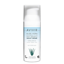 AVIVIR Aloe Vera Anti Wrinkle Night Creme 50 ml