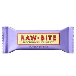 Rawbite Vanilla Berries Glutenfri