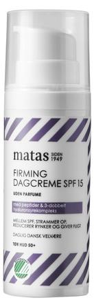 Matas Striber Firming Dagcreme SPF 15 Tør Hud 50 ml