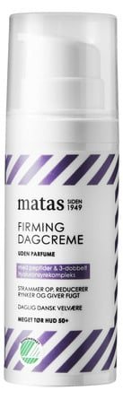 Matas Striber Firming Dagcreme til Meget Tør Hud Uden Parfume 50 ml