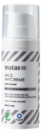 Matas Striber Mild Natcreme Sensitiv Hud 50 ml