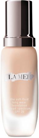 La Mer The Soft Fluid Long Wear Foundation SPF 20 02 Ivory
