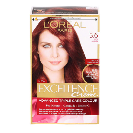 L'Oréal Paris Excellence 5.6 Auburn